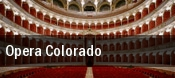 Opera Colorado Ellie Caulkins Opera House tickets
