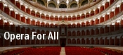 Opera for All Abraham Chavez Theatre tickets