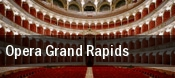 Opera Grand Rapids Devos Hall tickets