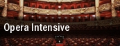 Opera Intensive Central City Opera House tickets