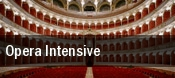 Opera Intensive tickets