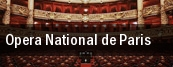 Opera National de Paris tickets