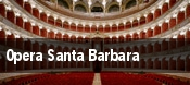 Opera Santa Barbara Granada Theatre tickets