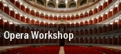 Opera Workshop tickets