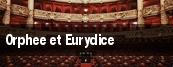 Orphee et Eurydice tickets