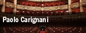 Paolo Carignani tickets