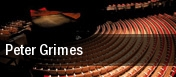 Peter Grimes Brown Theater at Wortham Center tickets