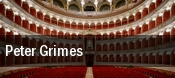 Peter Grimes San Diego Civic Theatre tickets