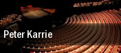 Peter Karrie tickets