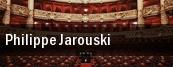 Philippe Jarouski tickets