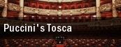Puccini's Tosca Tilles Center Hillwood Recital Hall tickets