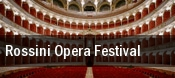 Rossini Opera Festival tickets