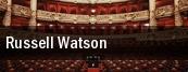 Russell Watson Llandudno tickets