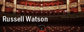 Russell Watson Sheffield City Hall tickets