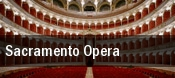 Sacramento Opera Sacramento Community Center Theater tickets