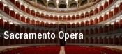 Sacramento Opera Sacramento tickets