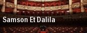 Samson Et Dalila tickets