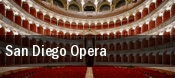 San Diego Opera tickets