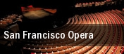 San Francisco Opera War Memorial Opera House tickets