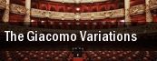 The Giacomo Variations New York tickets