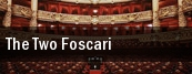 The Two Foscari Dorothy Chandler Pavilion tickets