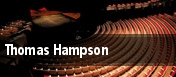 Thomas Hampson Akron tickets