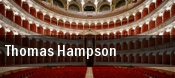 Thomas Hampson Davis tickets