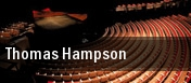 Thomas Hampson Page Auditorium tickets
