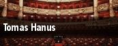 Tomas Hanus tickets