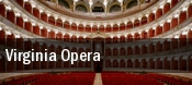 Virginia Opera Fairfax tickets