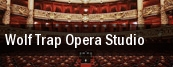 Wolf Trap Opera Studio tickets