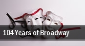 104 Years of Broadway tickets