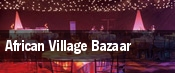 African Village Bazaar tickets