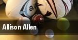 Allison Allen tickets