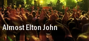 Almost Elton John Mccallum Theatre tickets