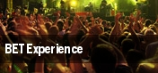BET Experience tickets