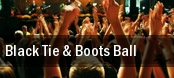 Black Tie & Boots Ball tickets