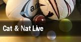 Cat & Nat Live Portland tickets