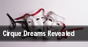 Cirque Dreams Revealed tickets