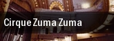 Cirque Zuma Zuma Count Basie Theatre tickets