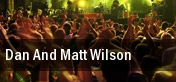 Dan And Matt Wilson Pantages Theatre tickets