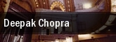 Deepak Chopra tickets