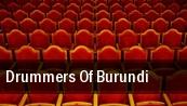 Drummers Of Burundi tickets