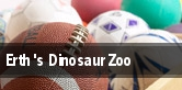 Erth's Dinosaur Zoo tickets