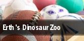 Erth's Dinosaur Zoo tickets