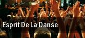 Esprit De La Danse Cupertino tickets