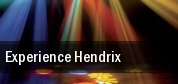 Experience Hendrix Brady Theater tickets