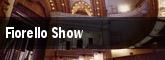 Fiorello Show New York City Center MainStage tickets