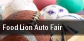Food Lion Auto Fair tickets