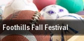 Foothills Fall Festival tickets